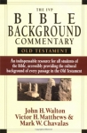 IVP Bible Background Commentary, Old Testament