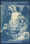 New International Commentary: The Books of Nahum, Habakkuk and Zephaniah